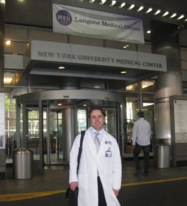 Dr. Marco Longo fellow at New York University - NYU, Cirurgia Plastica, Brazil, Plastic Surgeon, Marco Longo MD