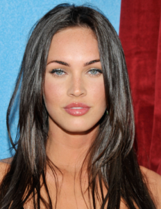 megan fox lábio